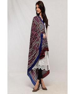 Multicolor Color Sindhi Ajrak FB-0362