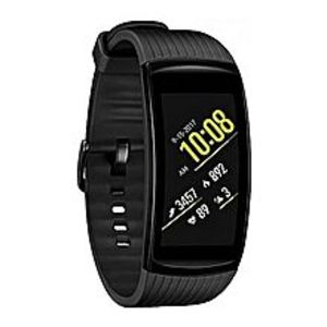 Samsung Original Samsung Gear Fit 2 Pro Smart Fitness Sports Band with GPS- Black