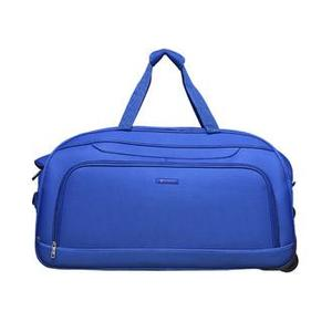 Carlton Dart duffle trolley bag with wheels soft trolley suitcase luggage 72cm