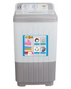 SA-270 - Semi Automatic Washing Machine - 10 kg - Grey