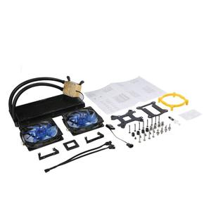 TE LESHP Liquid Cooler Double Water Cooling Radiator For Computer Case