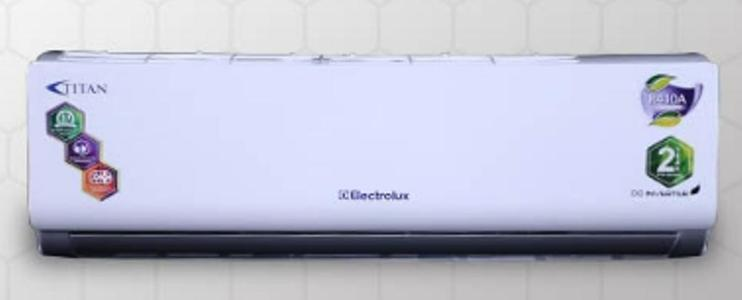 AC Electrolux DC Inverter H and C 18K SEA2082T TITAN Series Gold Fins 70% Energy Saving