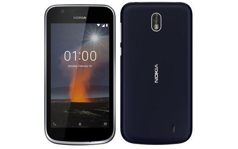 Nokia 1 1GB-8GB - 4.5 Inches - Black