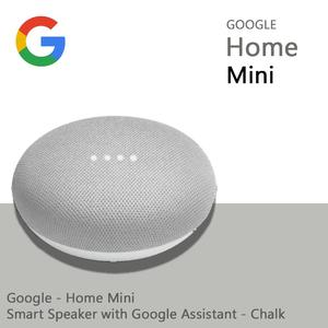 Google Home Mini Smart Speaker with Google Assistant Chalk