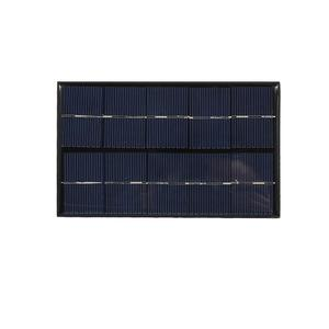 Solar Panel Solar Generator Portable 3.7V-6V 1.9W 5V Solar Light Travel