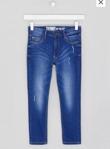 Mens Jeans Denim Depot Blue Stylish Slimfit Stretchable