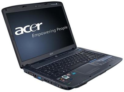 Acer TravelMate 5530 Laptop with AMD Processor, 2 GB RAM, 160 GB Hard Disk, Bluetooth, WiFi, Camera and Charger (Best for Gaming)