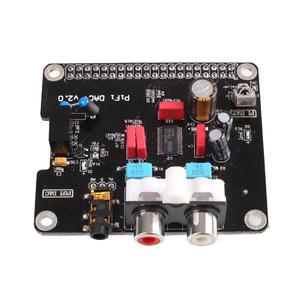 Amazing  1Pc HIFI DAC Audio Sound Card Module Board For Raspberry Pi B+ 2 B DIY