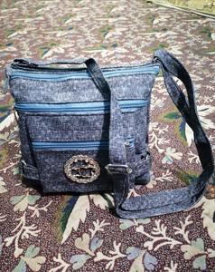 Fancy Shoulder Bag Grey - 5 Pockets - Purse - Hand Bag - Hanging Bag - Ladies Clutch, Ladies Purse, Fancy Clutch, Fancy Bag, For Girls, Hand Clutch, Hand Purse, Ladies Handbag, clutches, fancy handbag, handbag for girls, fancy hand bag, bags