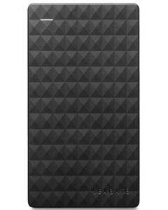 Expansion - 2TB Portable Hard Drive - 3.0 Connectivity - Black