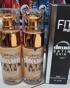Dream Satin Face Foundation - Maybelline New York