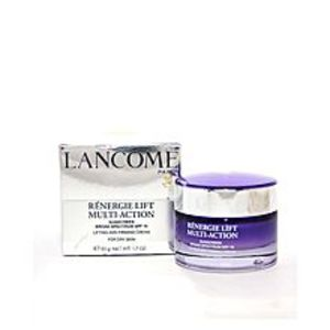 LANCOMERenergie Lift Multi-Action Sunscreen Broad Spectrum SPF 15 Lifting And Firming Cream For Dry Skin