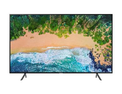 """Samsung 43"""" UHD 4K Smart LED TV Series 7 - 43NU7100 - Black"""