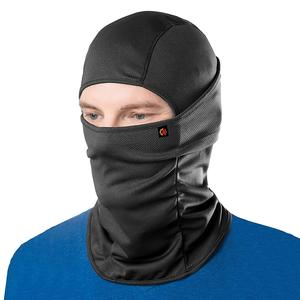 Ninja Hoodie Face Mask (Black)