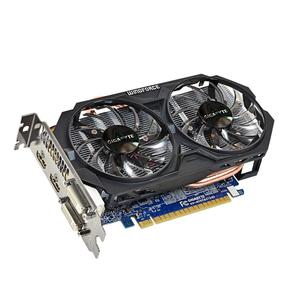 Gigabyte GeForce GTX 750Ti OC 2GB GDDR5 128Bit Ultra Durable 2 Series
