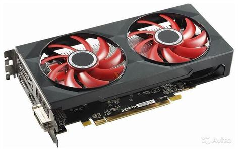 AMD Radeon RX 560 4GB 128Bit GDDR5 Dual Fan