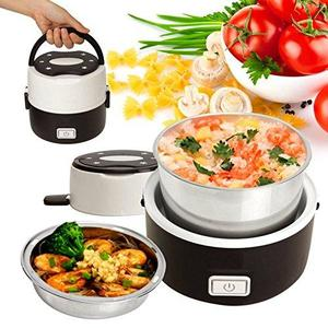 Mini Electric Rice and Food Cooker and Steamer