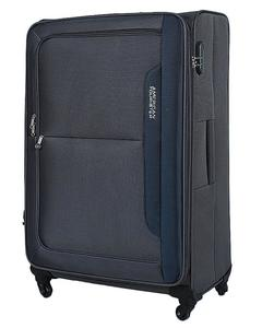 Aura Spinner Suitcase 55cm - Black