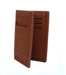 Leather Brown Wallet For Men- Brown