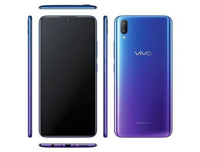 Vivo V11 - 4+128GB - Black