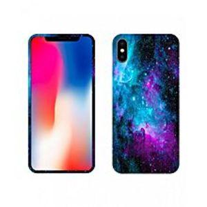 Wrapup MobileI-Phone X - Galaxy  Skin-Mobile Skin-Phone Wrap-Mobile Wraps