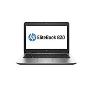 """HPElitebook 820 G3 - Intel Core i5-6300U 2.4 Ghz - 4 GB DDR4 RAM - 500 HDD - 12.5"""" - Silver"""