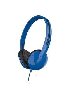 STIM - On Ear Headphones Enhanced Sound - Blue