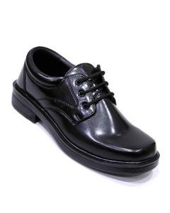 School Shoes for Boys - BLACK