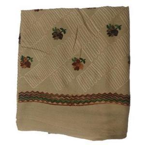 Net Border Pashmina Shawl - Female Shawl