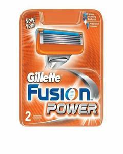 Fusion Proglide Power Razor Blade - Orange