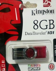 Eid offer Kingston USB Data Traveler 101 - 8GB - 2.0