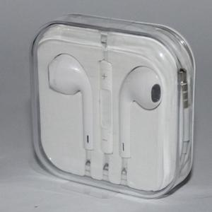Apple Genuine Original 3.5mm Jack In Ear Hands-free Stereo Headphones with Remote and Microphone for all Devices