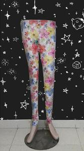 T04  Imported Printed Tights for women