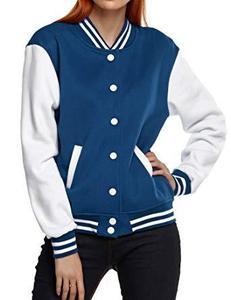 Lightweight Baseball Varsity Jacket