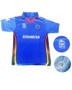 T20 Worldcup Cricket 2016 Afghanistan T-Shirt