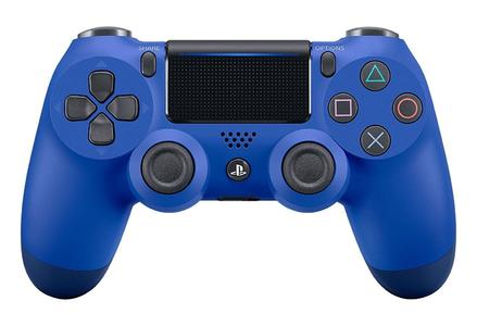 PS4 - Dual Shock 4 Wireless Controller - Blue