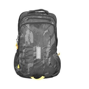 American Tourister Pack of 2 - At Insta I Backpack + Pencil Case - Camouflage Black