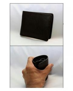 CLASSIC LEATHER WALLET Black