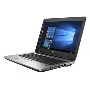 HP ProBook 640 G2 - 14  LED - Core i3 6th Generation (6100U) - 4GB RAM - 128GB SSD - Windows 10 (Activated)