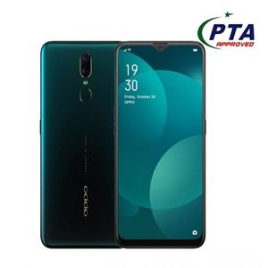 """Oppo F11 - 6.5"""" - 4GB RAM + 64GB ROM - VOOC Charge - Marble Green"""
