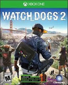 Watch Dogs 2 Xbox One Standard Edition