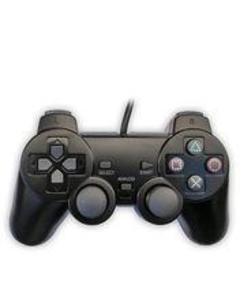 DualShock Controller For PS 2 - Black