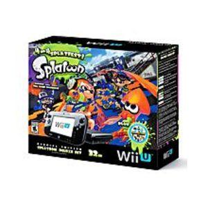 Nintendo Splatoon Deluxe Set - WII U - Special Edition