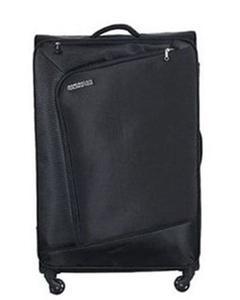 Vienna Spinner Travel Bag 55cm - Black