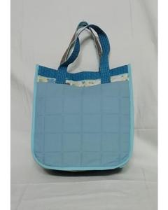 Ladies Cotton Handbags - Blue