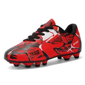 Good Quality Soccer Shoes Men 3Colors Football Shoes New Fashion Star's Style Competition Long Nail Soccer Boots Men's Outdoor Sports Soccer Cleats World Cup Trainers Hot Sale Training Football Boots