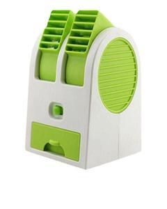 Portable USB Mini Cooler Fan - Green