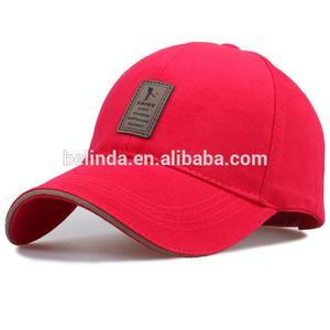 Outdoor Sun Hats New Fashion Cotton Baseball Caps for Men and Women Baseball Cap For Boys