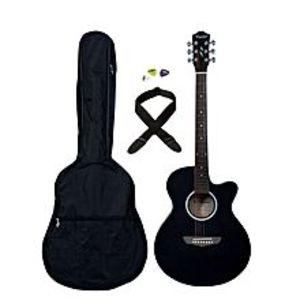 CASME40'' Acoustic Guitar with Bag,Strap,Pics