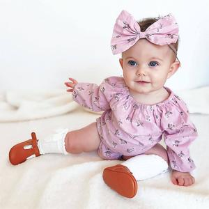 Cute Newborn Kid Baby Girls Floral Outfits Clothes Romper Jumpsuit